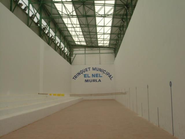 Trinquet Municipal Nel Ayuntamiento Murla