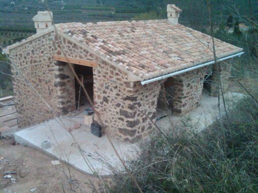 Rehabilitación Ruina Alcanalí